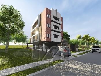 Apartamento novo sacada com churrasqueira Caiobá