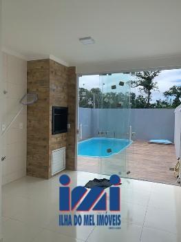 Casa com piscina Praia de Leste Pontal do Paraná