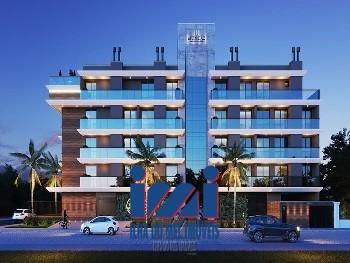 Apartamentos novos de alto padrão frente mar