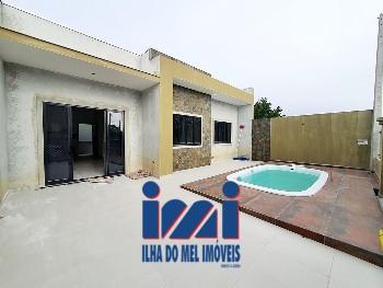 Casa com piscina Porto Fino Pontal do Paraná
