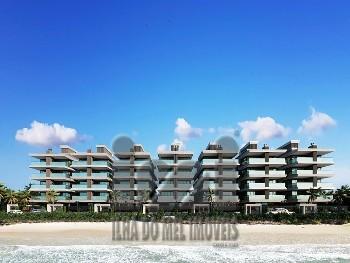 Apartamento alto padrão frente mar