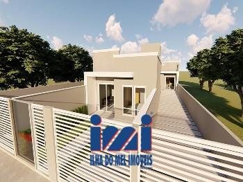 Casas novas no balneário Riviera