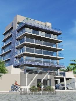 Apartamentos praia mansa - Caiobá