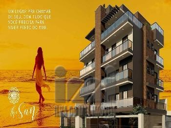 Apartamento frente mar em Matinhos