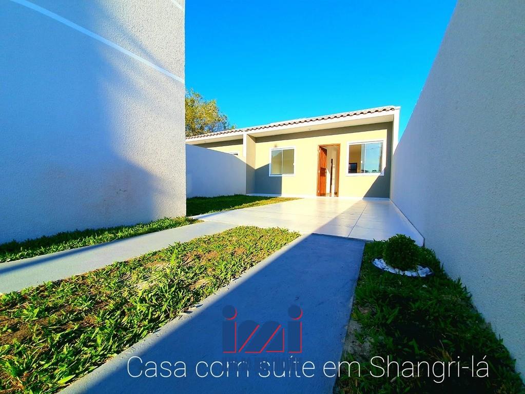 Casa nova suíte Shangri