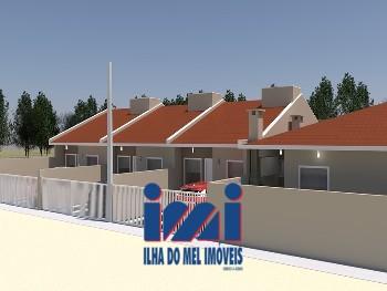 Casas novas a 420 metros do mar financie