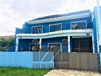Casa 2 pavimentos frente mar Shangri-lá