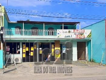 Sala comercial e residências em Ipanema Pontal