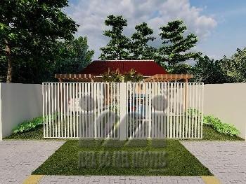Casa nova com piscina pertinho do mar em Guaratuba