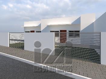 Casas novas com suíte próximo a rodovia