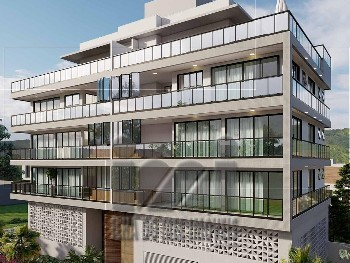 Apartamento de luxo em condomínio inovador