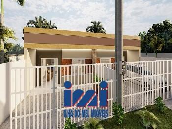 Casa moderna com piscina balneario Nereidas