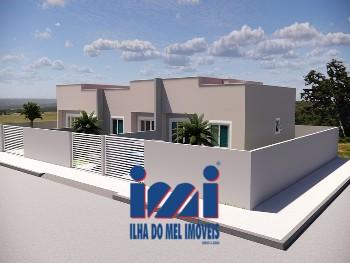 Casa nova em Shangrilá Pontal do Paraná