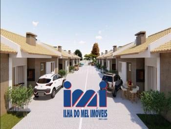 Casa com 2 quartos R$ 155.000,00