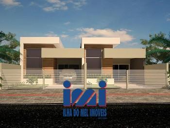 Casa nova com piscina 2 quadras do mar Eliana