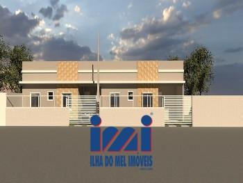 Casas novas no Balneário Monções