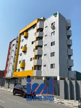 Apartamento na praia - centro 3 quadras do mar