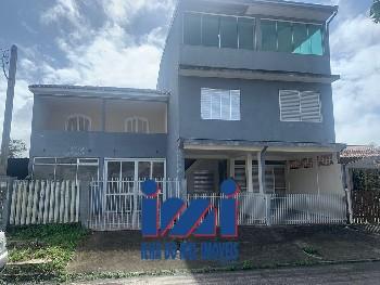 Sobrado e apartamento em Ipanema